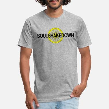 Spin Shakedown Party - Unisex Poly Cotton T-Shirt