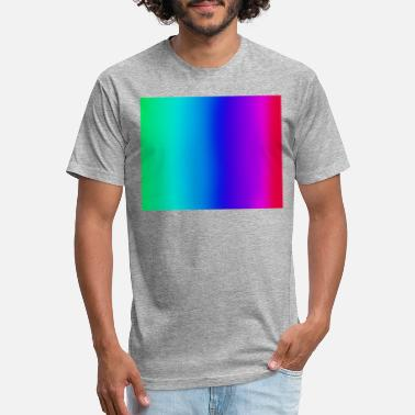 Farbe Farbe - Unisex Poly Cotton T-Shirt