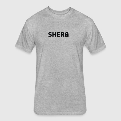 Sher lock - Fitted Cotton/Poly T-Shirt by Next Level