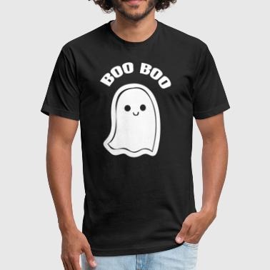 Boo Boo - Fitted Cotton/Poly T-Shirt by Next Level