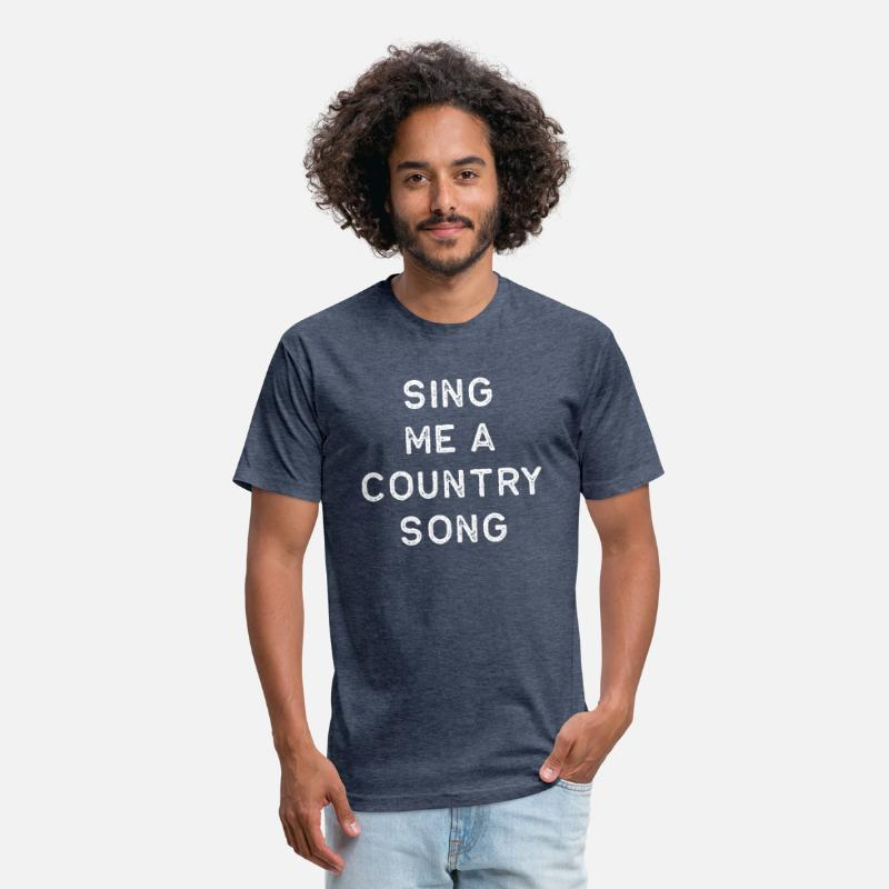 Music Shirt Sing Me A Country Song Light Song Writer Musician Guitar