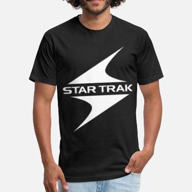 R N B Star Trak Vintage Tour Hip Hop N e r d Teriyaki B - Fitted Cotton/Poly T-Shirt by Next Level