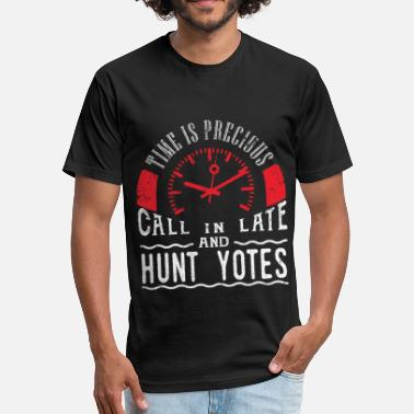 545fa8c3a39a6 Coyote Hunting Predator Hunt Call In Late Hunt Yotes - Unisex Poly Cotton  T-Shirt