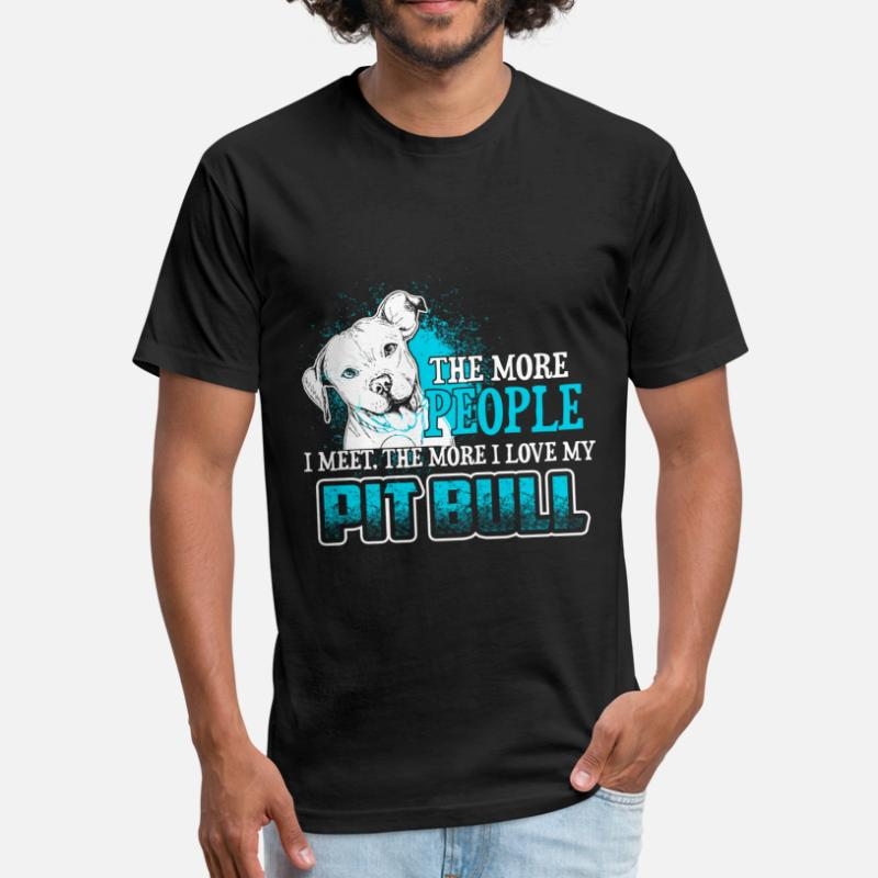 eeef470f7 Shop I Love My Pit Bull T-Shirts online   Spreadshirt