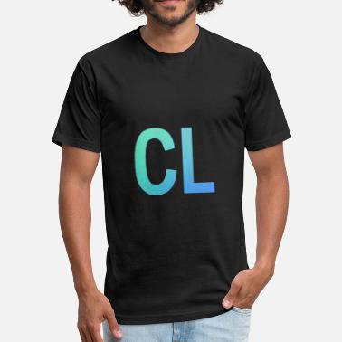 Cls CL - Fitted Cotton/Poly T-Shirt by Next Level
