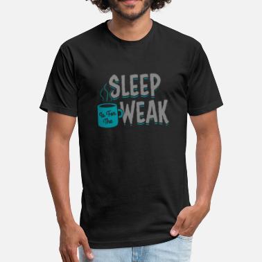ceef6b277 Weak Symbols SLEEP IS FOR THE WEAK - Unisex Poly Cotton T-Shirt