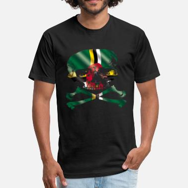 Dominica Designs Dominica - Fitted Cotton/Poly T-Shirt by Next Level