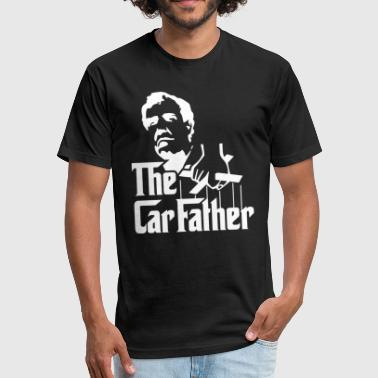 Car Father Clarkson Jeremy Grand Tour - Fitted Cotton/Poly T-Shirt by Next Level