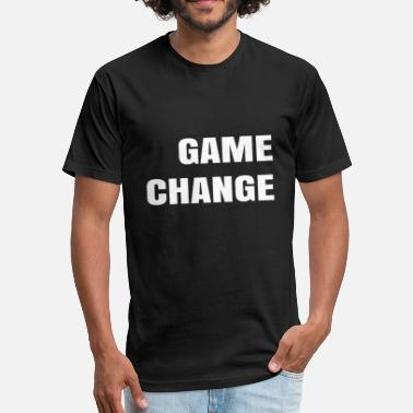 Game Change Game change - Unisex Poly Cotton T-Shirt