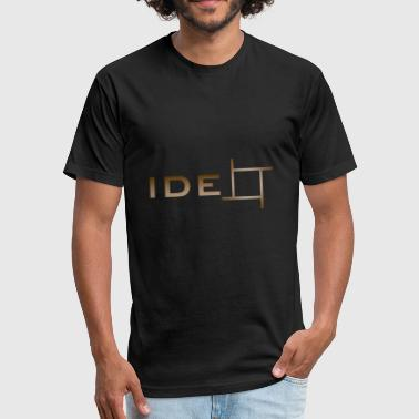 Ides IDE - Fitted Cotton/Poly T-Shirt by Next Level