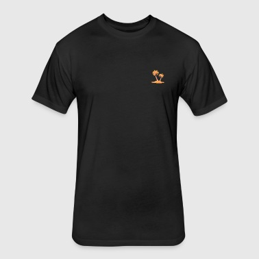 Performance Code Short Sleeve - Fitted Cotton/Poly T-Shirt by Next Level