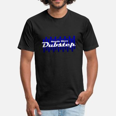 Needs More Dubstep - Unisex Poly Cotton T-Shirt