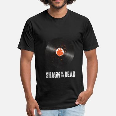 Shaun-of-the-dead Shaun of the dead shirt - Unisex Poly Cotton T-Shirt
