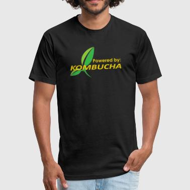 KOMBUCHA - Fitted Cotton/Poly T-Shirt by Next Level