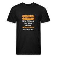 Caution i lick at anytime tshirt pic 792