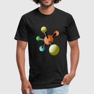 Bonds bonds - Fitted Cotton/Poly T-Shirt by Next Level