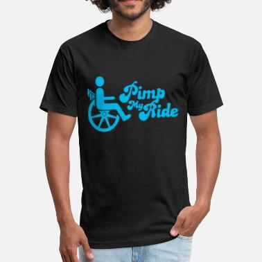 Pimp My Ride PIMP MY RIDE - Fitted Cotton/Poly T-Shirt by Next Level