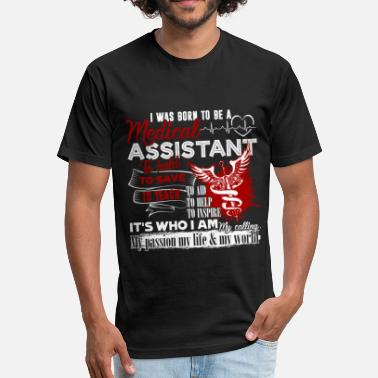 Medical Assistant Apparel Medical Assistant T Shirt - Unisex Poly Cotton T-Shirt