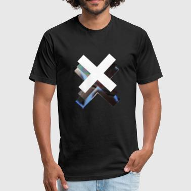 the xxx - Fitted Cotton/Poly T-Shirt by Next Level