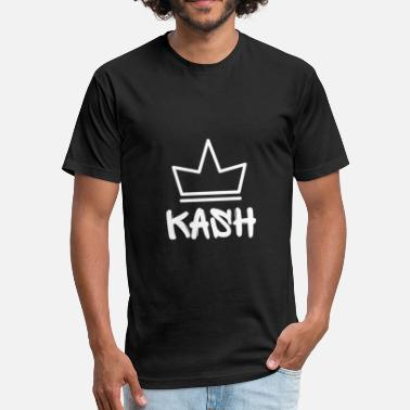 Clothes Line Kash Clothing line - Fitted Cotton/Poly T-Shirt by Next Level