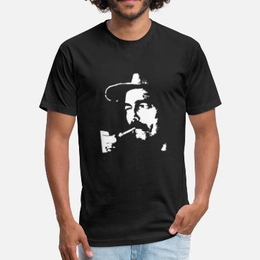 Captain Beefheart Captain Beefheart punk rock - Fitted Cotton/Poly T-Shirt by Next Level