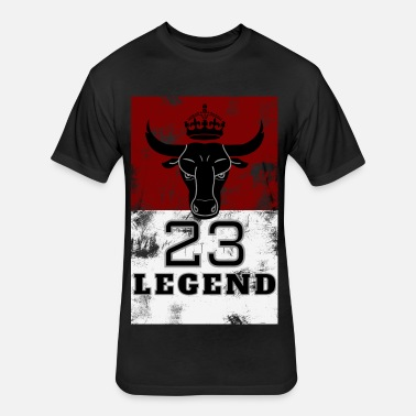 50c537086486 Legend 23 MJ Bulls Basketball Jersey and more Unisex Baseball T ...