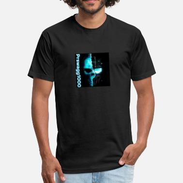 Youtube Gaming youtube gaming - Fitted Cotton/Poly T-Shirt by Next Level