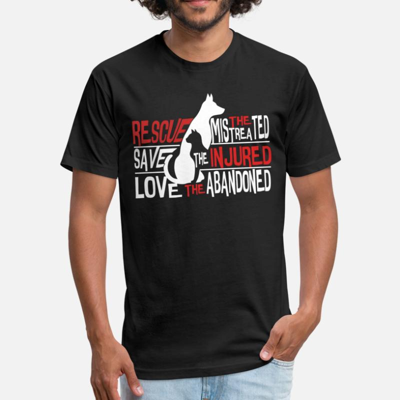 Shop Rescue The Mistreated T Shirts Online