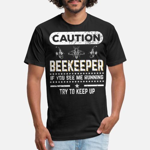 f3e6d35baaba2 Beekeeping Unisex Poly Cotton T-Shirt