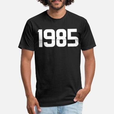 Year 1985 Year 1985 - Unisex Poly Cotton T-Shirt
