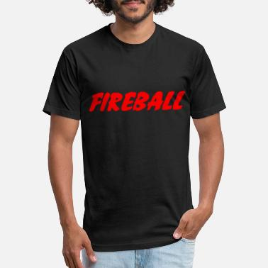 Fireball FIREBALL - Unisex Poly Cotton T-Shirt