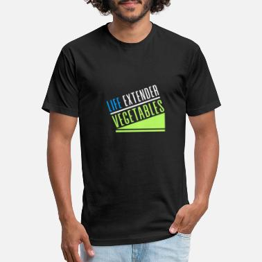 Life Extending LIFE EXTENDER - Unisex Poly Cotton T-Shirt