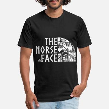 the norse fake viking t shirts - Unisex Poly Cotton T-Shirt
