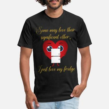 Food Lovers Food Lover - Unisex Poly Cotton T-Shirt