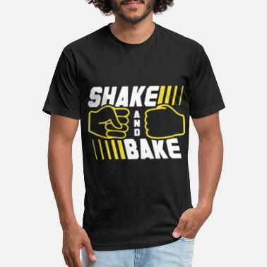 Shake shake and bake brother t shirts - Unisex Poly Cotton T-Shirt