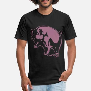 Pink Floyd Pig NEW OFFICIAL pig - Unisex Poly Cotton T-Shirt