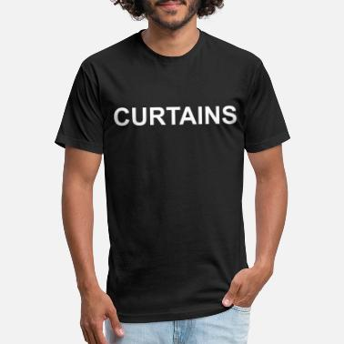 Curtain CURTAINS - Unisex Poly Cotton T-Shirt