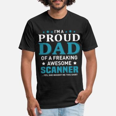 Scanner Scanner - Unisex Poly Cotton T-Shirt