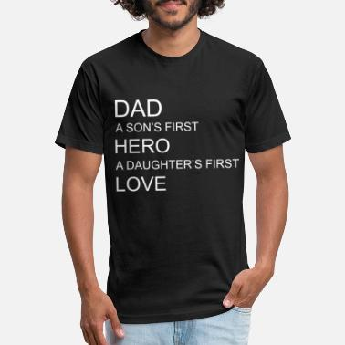 Custom Toddler T-Shirt Orange Mustache Funny Dad Father Daddy Style 3 Cotton