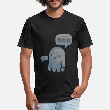 Disapproval Ghost Of Disapproval - Unisex Poly Cotton T-Shirt
