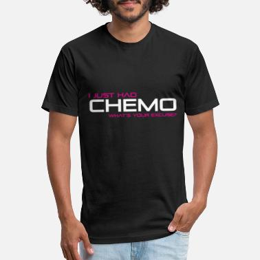 Chemotherapy Chemotherapy - Unisex Poly Cotton T-Shirt