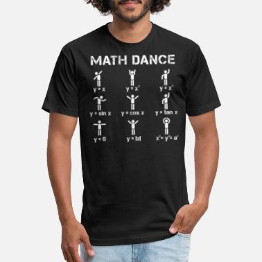 Function Math Math dance function - Unisex Poly Cotton T-Shirt