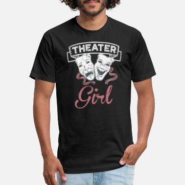 Acting Acting - Unisex Poly Cotton T-Shirt