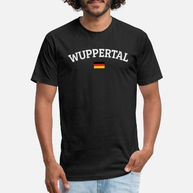 Wuppertal Wuppertal - Unisex Poly Cotton T-Shirt