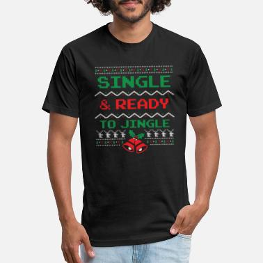 Celebrities Christmas Party Gift Idea - Unisex Poly Cotton T-Shirt