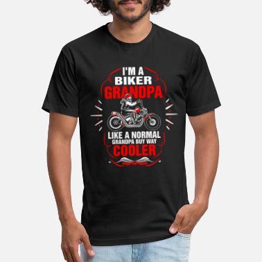 tee Real Grandpa Biker Unisex Sweatshirt