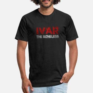 Ivar IVAR THE BONELESS - Unisex Poly Cotton T-Shirt