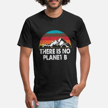 Fridays For Future Fridays For Future No Planet B - Unisex Poly Cotton T-Shirt