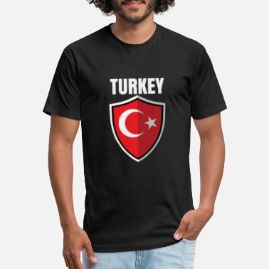 Erdogan Turkey - Unisex Poly Cotton T-Shirt
