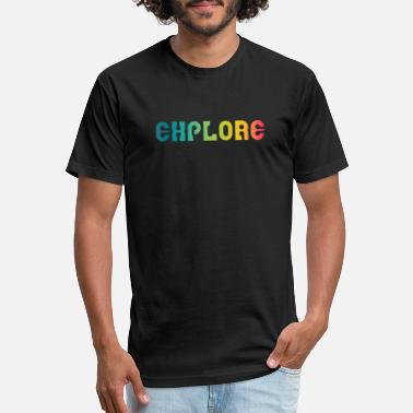 Explorer EXPLORE - Unisex Poly Cotton T-Shirt